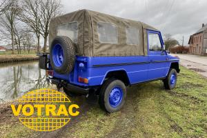 Oldtimer - Mercedes - G-class - Puch